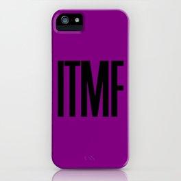 Impeach The Motherfucker iPhone Case