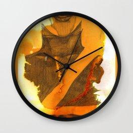 Ms Marvel Wall Clock