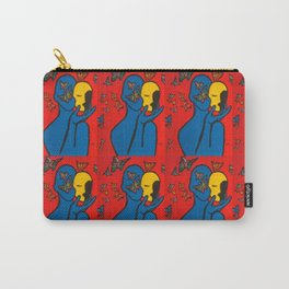 SKIN DEEP  (ORIGINAL SOLD)  #Society6  #decor  #buyart Carry-All Pouch