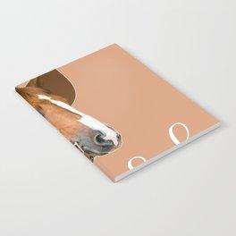 Paard - dierenalfabet Notebook