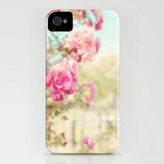 Garden of Dreams Slim Case iPhone (4, 4s)