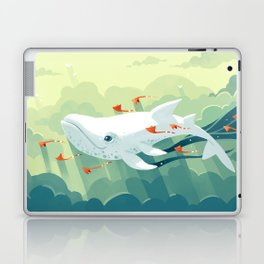 Nightbringer 2 Laptop & iPad Skin