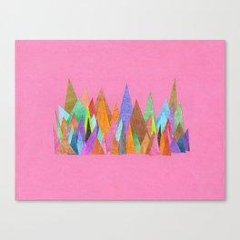 Landscape Sprouts 1 Canvas Print