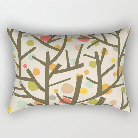 "The ""I love you"" tree Rectangular Pillow"