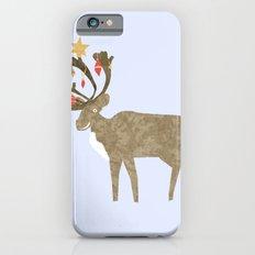 Holiday Reindeer iPhone 6s Slim Case