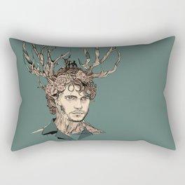 I Believe You Rectangular Pillow