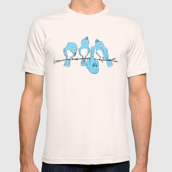 dem birds T-shirt