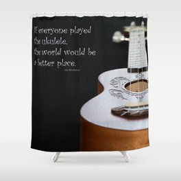 Better Place Shower Curtain