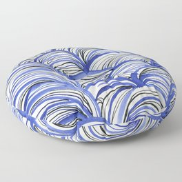 Ondas Floor Pillow