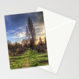 Kensal Green Cemetery London Stationery Cards