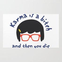 According to Tina... Rug