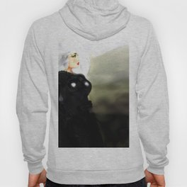 Art Black Hoody
