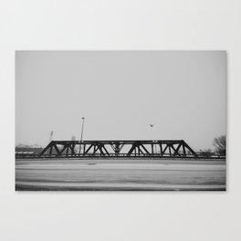 Almost Canvas Print