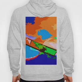 Biplane Aerobatics Hoody