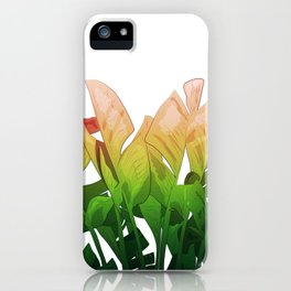 Leaves of Summer iPhone Case