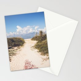 The Beach Path Stationery Cards