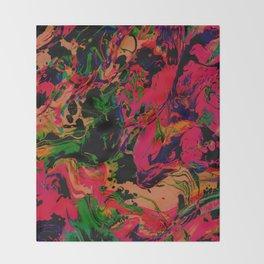 Overgrown Throw Blanket