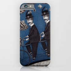 Two Men Travelling iPhone 6 Slim Case