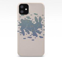 Lepus Constellation: Pastel iPhone Case