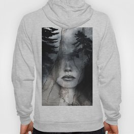 Complete absence of sound Hoody