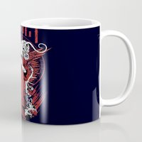 occult Mugs featuring Occult by Tshirt-Factory