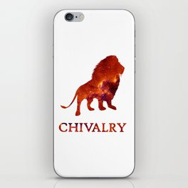 CHIVALRY iPhone Skin