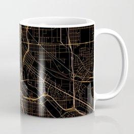 Minneapolis map, Minnesota Coffee Mug