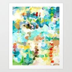 Staccato Art Print