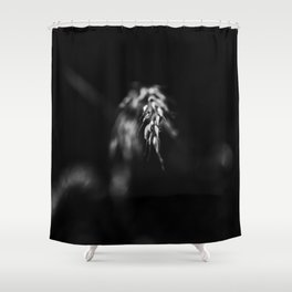 Meadow. Detail and scenery Shower Curtain