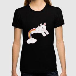 Unicorn dreaming! by Thom Van Dyke T-shirt