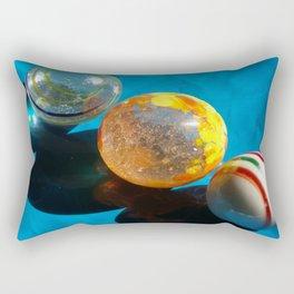 Planets aligned Rectangular Pillow