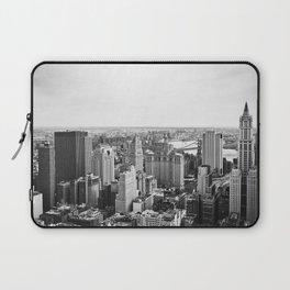 South of Manhattan - New York Laptop Sleeve