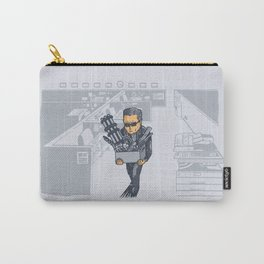 The Terminated Carry-All Pouch