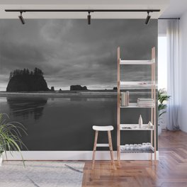 Isolation Wall Mural