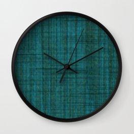 Rough Waters Wall Clock