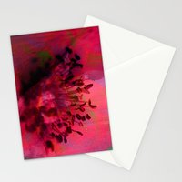 Summer Love in Bloom Stationery Cards