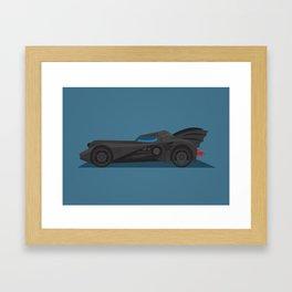 90s Mobile Framed Art Print