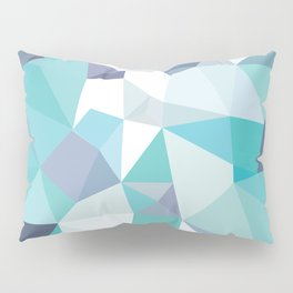 Ice Cube Pillow Sham