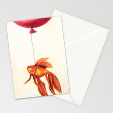 Dream About Flying Stationery Cards
