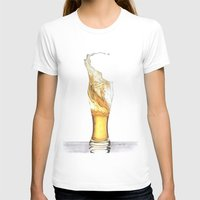 beer T-shirts featuring Beer by Giorgio Arcuri