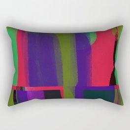 Avant-garde colours Rectangular Pillow