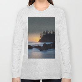 Pewetole Sunset Long Sleeve T-shirt