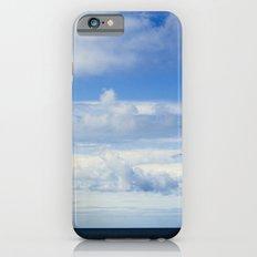 Blue horizon iPhone 6s Slim Case