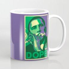 the dopest president Mug