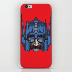 robot in disguies  iPhone & iPod Skin