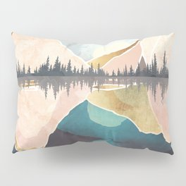 Summer Reflection Pillow Sham