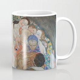 Life and Death - Gustav Klimt Coffee Mug