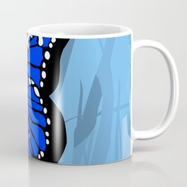 Flutterby Coffee Mug
