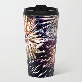 celebration fireworks Travel Mug