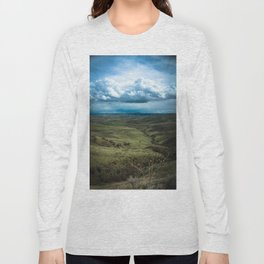 Somewhere In Idaho Long Sleeve T-shirt
